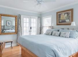 Whimsical Charm at Historic M-Streets Suite
