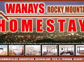 Wanay's Rocky Mountain Homestay