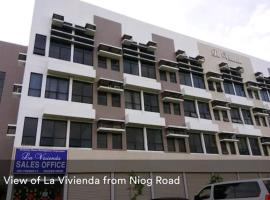 Fully Furnished condo for rent (Studio Type)