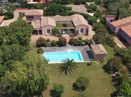 Villa Marina Rossa, Cala Rossa