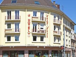 Hôtel Champ' Alsace Centre, Агно (рядом с городом Schweighouse-sur-Moder)