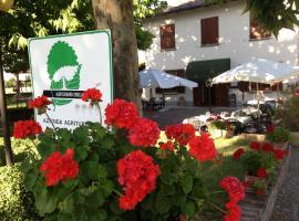 Agriturismo La Cavaliera, Monteveglio (Montescarso yakınında)
