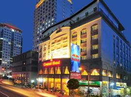 Central Hotel (Yangon)
