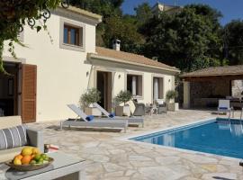 Villa Aleka - Agios Stefanos NE Corfu