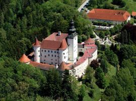 Schlossbrauerei Weinberg - Erste oö. Gasthausbrauerei, Kefermarkt (Pregarten yakınında)