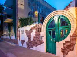 Green Door Lofts -Magnolia Loft, Silos/Downtown