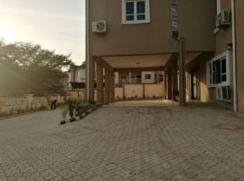 Villa Nuee Hotel & Suites Utako, Abuja