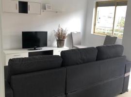 Apartamento luminoso y confortable