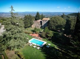 Libbiano Villa Sleeps 20 Pool WiFi