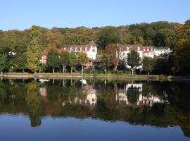 Les Etangs de Corot, Ville-d'Avray