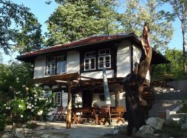 Old House Lisec, Gabrova (Chervena Lokva yakınında)