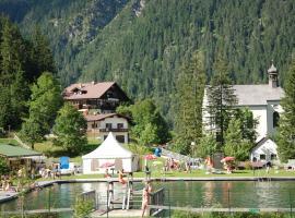 Ferienwohnung Pension Tirol, Bichlbach