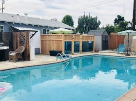 Hamlin Pool House