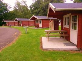 Falster City Camping, Nykøbing Falster (Nørre Ørslev yakınında)