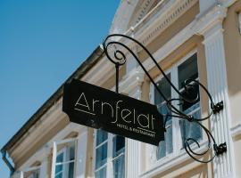 Die 10 Besten Hotels In ærøskøbing Dänemark Ab 84