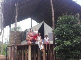 Wild Wilpattu Tent