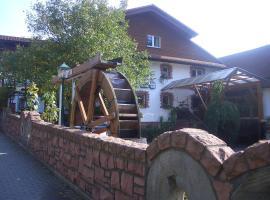 Zur Mühle, Mörlenbach (Wald-Michelbach yakınında)