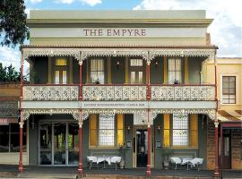 The Empyre Boutique Hotel