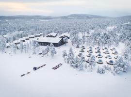 Wilderness Hotel & Igloos Inari
