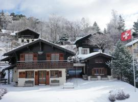 Mi Sueño – Beautiful chalet in the heart of Valais