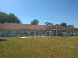 Fasthotel Well inn Mâcon sud