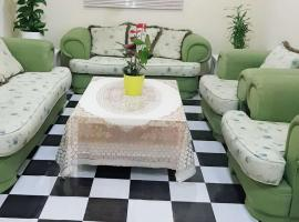 New welcome hostel
