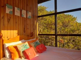 SAGADA Private Home∙Overlooking Pine Trees∙Mountain Views∙Sunrise