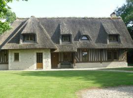 Chambres d'Hôtes Le Val Marin, Гонвиль-сюр-Онфлёр