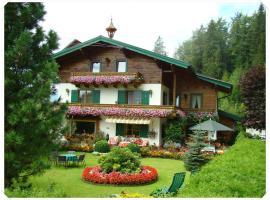 Landhaus Teufl, Faistenau (Ebenau yakınında)