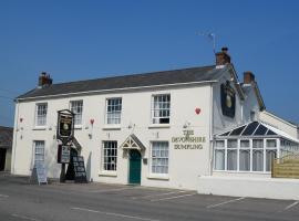 Devonshire Dumpling, Copplestone (рядом с городом Lapford)