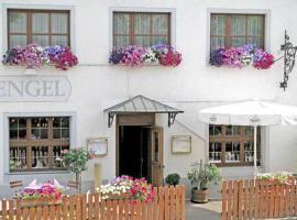 Hotel Restaurant Engel, Pfaffenweiler (Ehrenstetten yakınında)