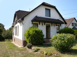 Holiday home in Ábrahamhegy/Balaton 17921