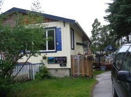 Ravensong Guest House, Whitehorse