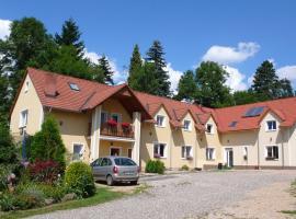 Penzion Agáta, Žehrov (Olešnice yakınında)