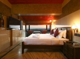 Hill Top Luxury Villa - 3 BHK || North Goa