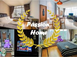 PASSION #1: 3BR High Floor Luxury Suite KLCC view