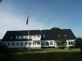 Damgaarden Apartments, Ærøskøbing (Søby yakınında)