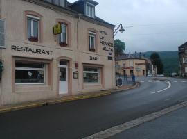 Le Franco Belge, Monthermé
