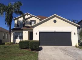 6 bedroom close to Disney parks