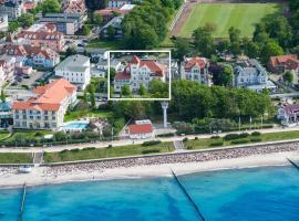 Villa Astoria - Suiten am Meer