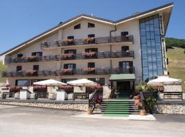 Hotel Pizzalto, Roccaraso