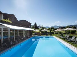 Lindner Parkhotel & Spa Oberstaufen, Oberstaufen