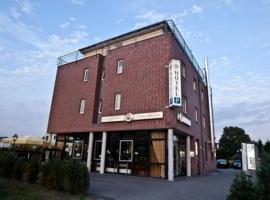 Hotel Manu, Paderborn (Marienloh yakınında)