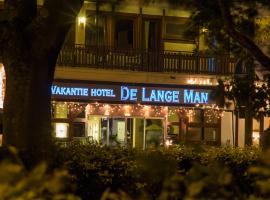 Hotel De Lange Man Monschau Eifel, Monschau (Rohren yakınında)