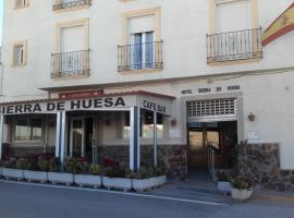 Hotel Sierra de Huesa