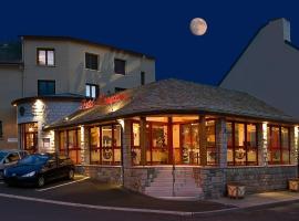 Hôtel Restaurant Prunières, Омон-Обрак