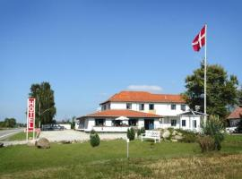 Hotel Medio, Fredericia (Snoghøj yakınında)