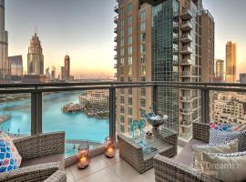 Dream Inn Apartments - Burj Residences