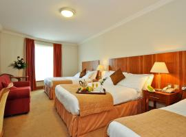 Broadhaven Bay Hotel, Belmullet (рядом с городом Barnatra)