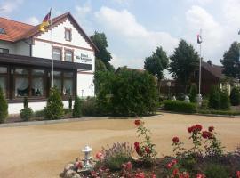 Hotel-Landhaus Birkenmoor, Neuferchau (Kusey yakınında)
